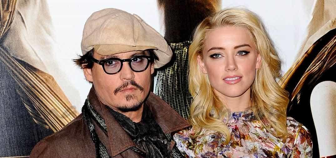 Johnny Depp y Amber Heard se casan