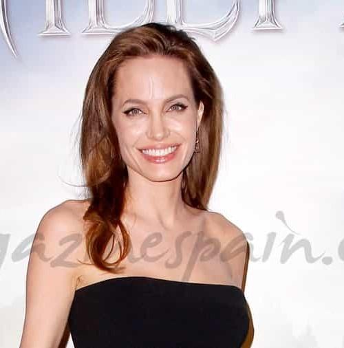 Angelina Jolie a golpe de tacón