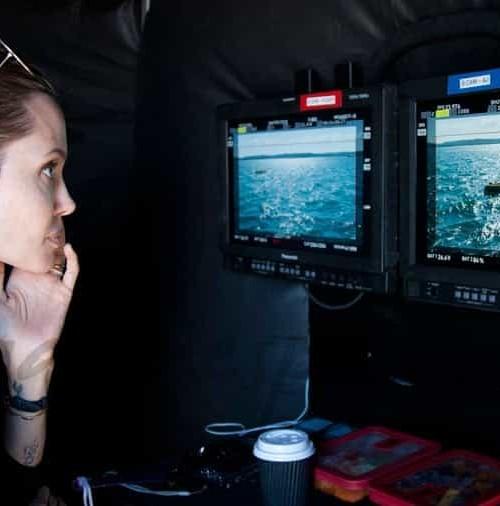Angelina Jolie comienza el rodaje :'Unbroken'