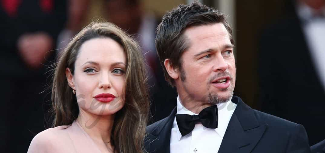 El vestido de novia de Angelina Jolie
