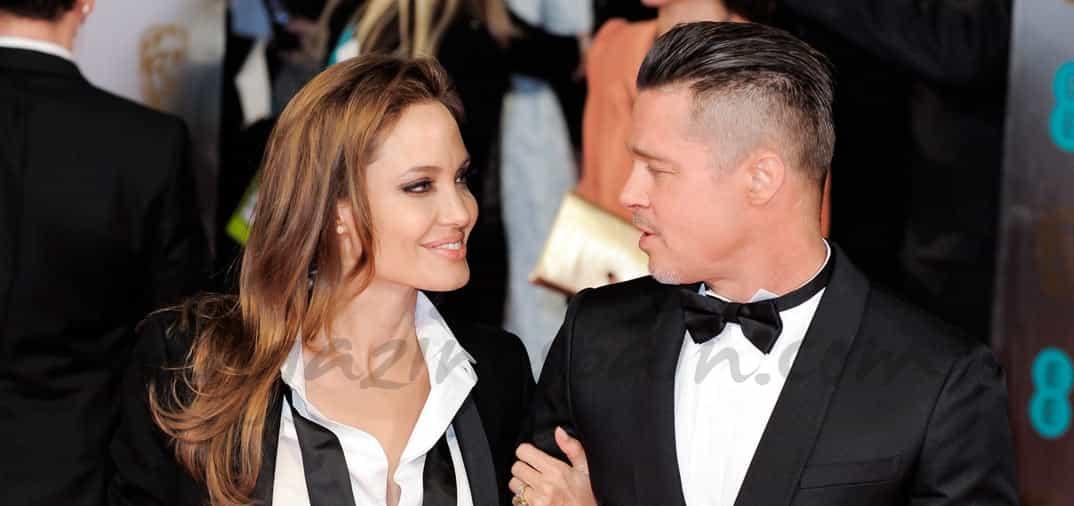 Brad Pitt y Angelina Jolie invitados especiales a los premio Bafta