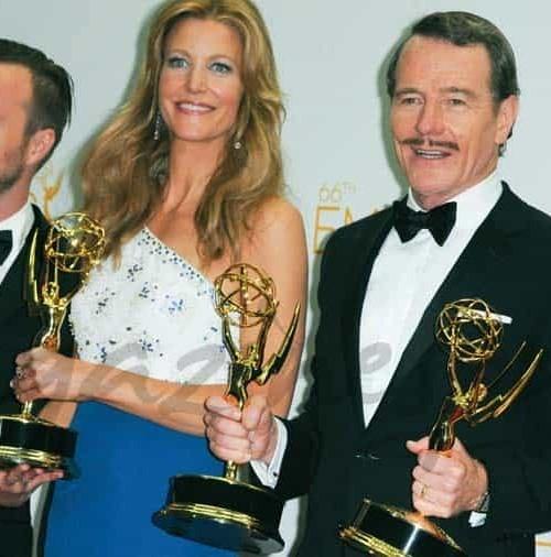 """""""Breaking Bad"""", la gran triunfadora de los """"Oscar"""" de la televisión"""