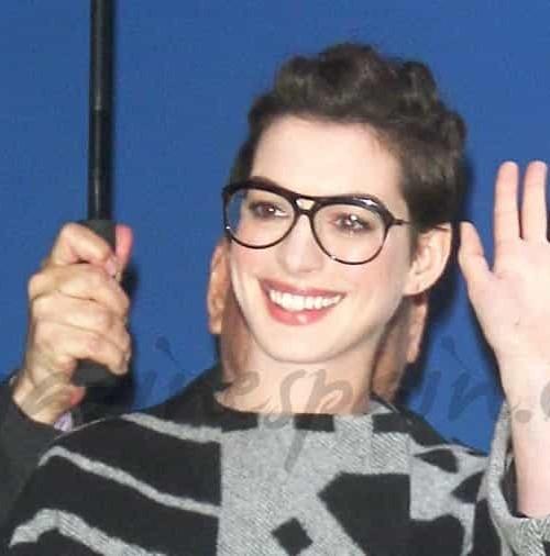 Anne Hathaway fan de Kate Middleton