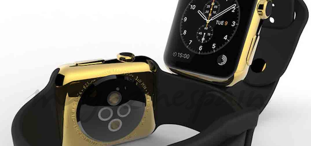Tim Cook presenta,  el «Apple Watch»