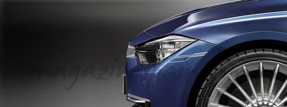 El preparador alemán Alpina, presenta en Tokio, el BMW Alpina B4 Biturbo Coupé