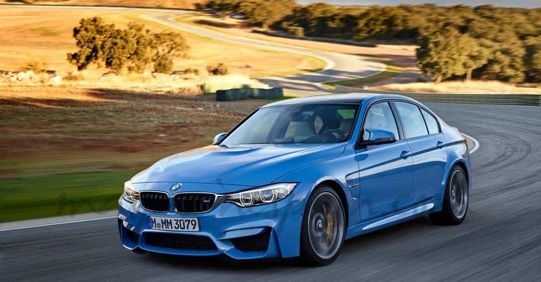 La nueva berlina BMW M3
