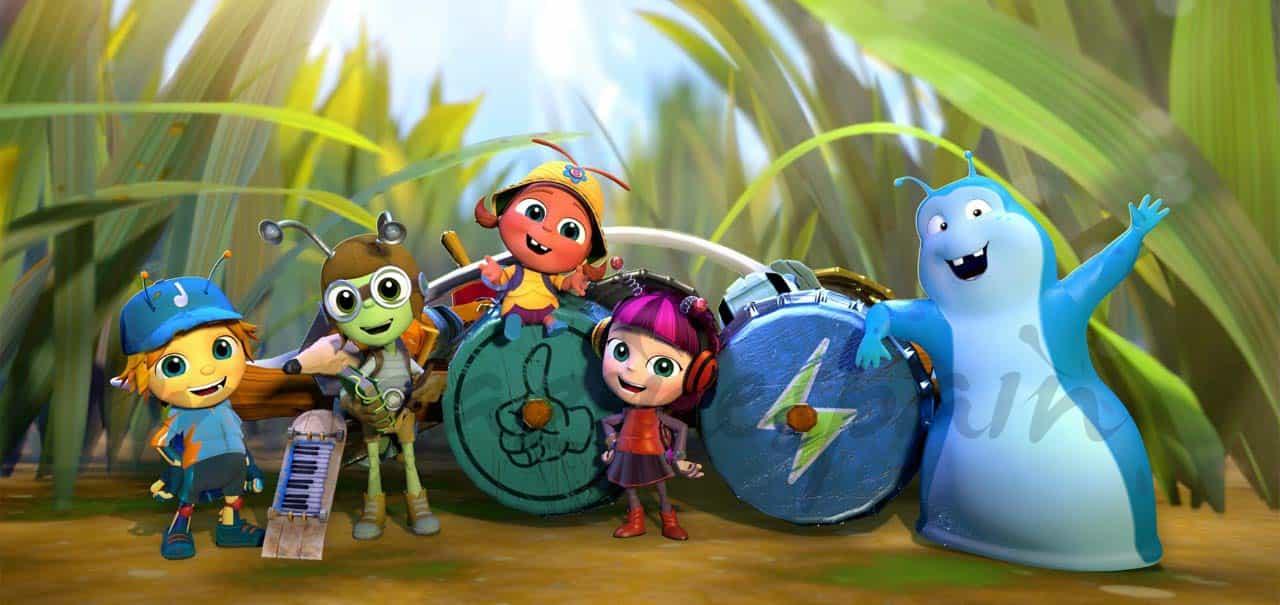 «Beat Bugs», la nueva serie infantil con las mejores canciones de los Beatles