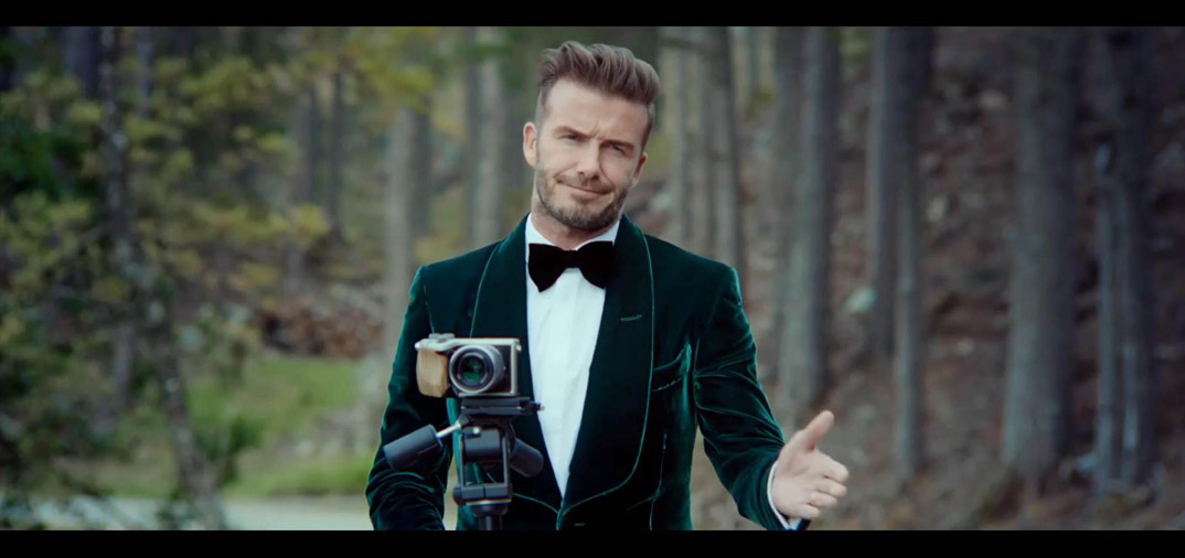 David  Beckham se une a Escocia