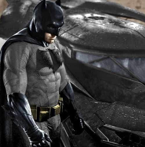 """Ben Affleck se prepara para interpretar de nuevo a """"Batman"""""""