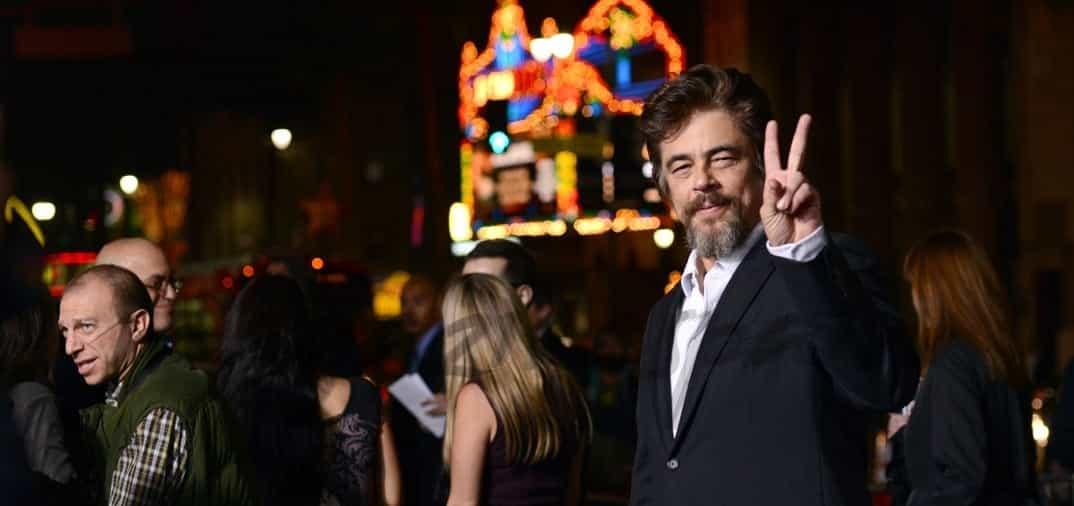 Benicio del Toro y Joaquin Phoenix, presentan «Puro Vicio»