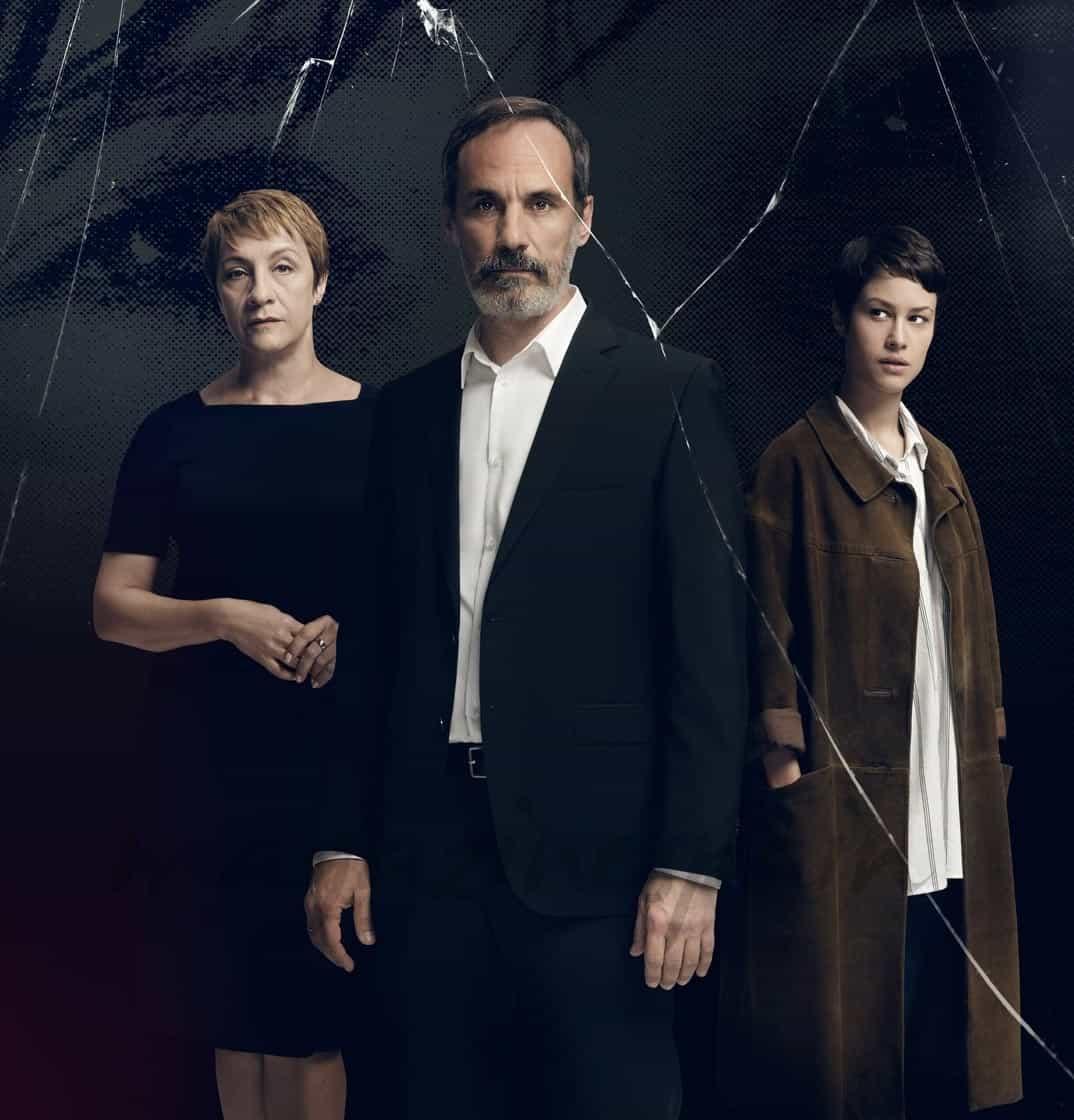 Blanca Portillo, Francesc Garrido y Aida Folch - Sé quien eres - © Mediaset