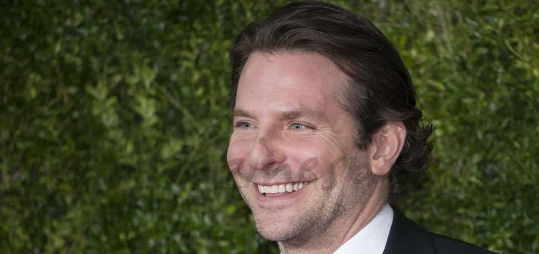 A Bradley Cooper le brillan los ojitos