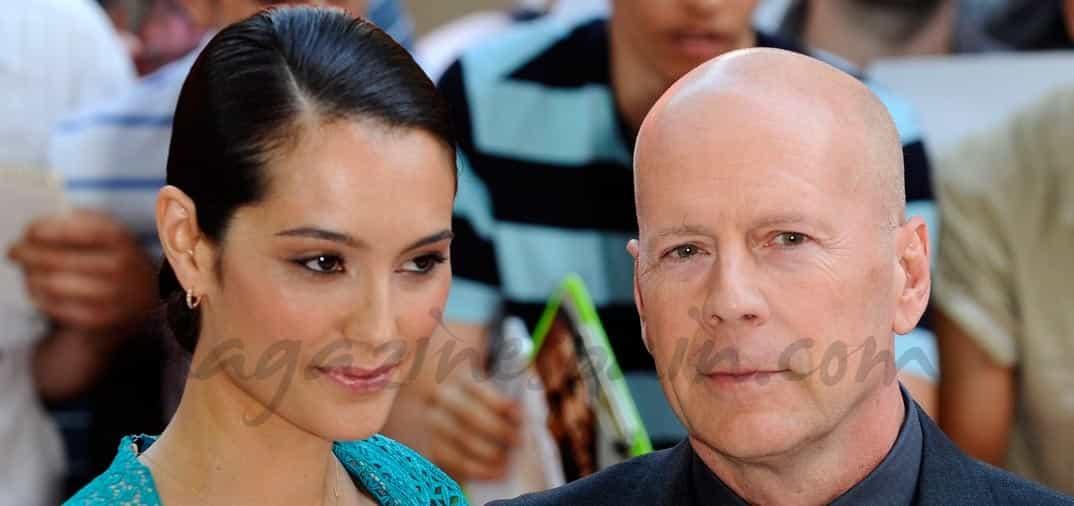 Bruce Willis espera su quinto hijo