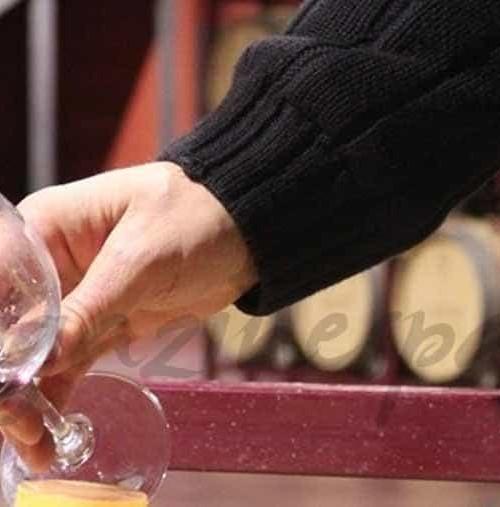 Para los debotos del vino