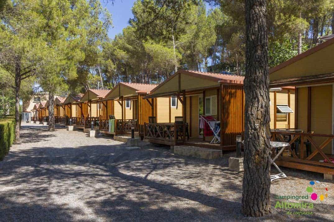 Cabañas Altomira (Navajas, Castellón)