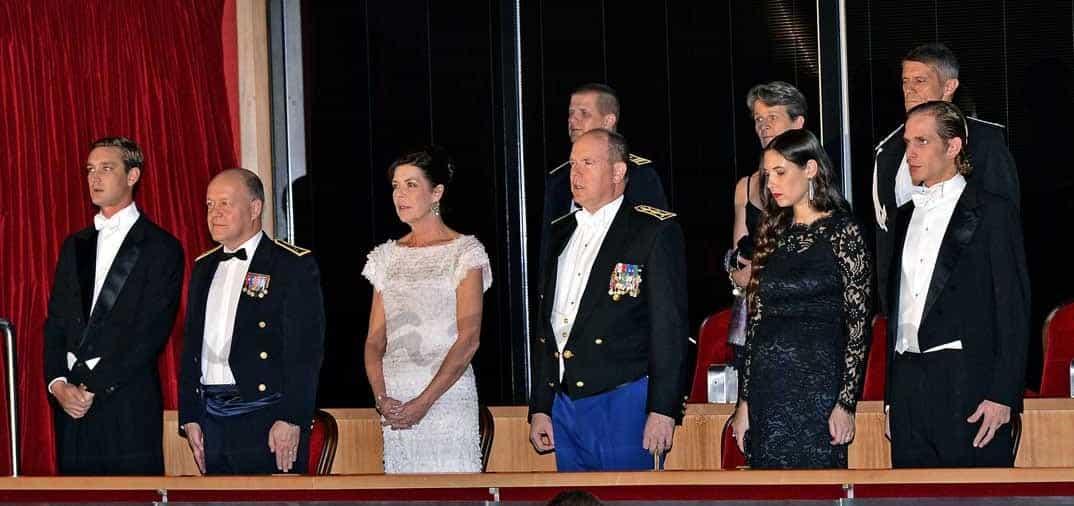 La princesa Carolina, reina de la elegancia