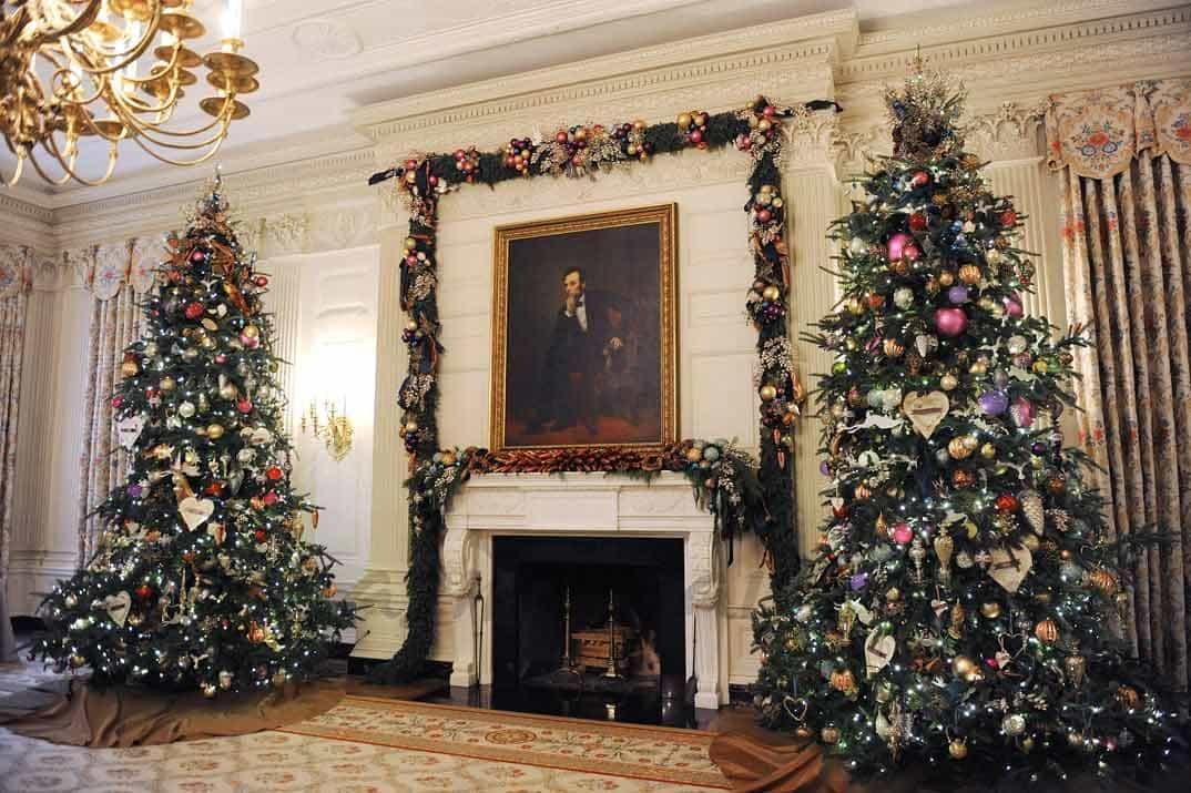 Michelle obama inagura la navidad en la casa blanca - La casa de la navidad ...
