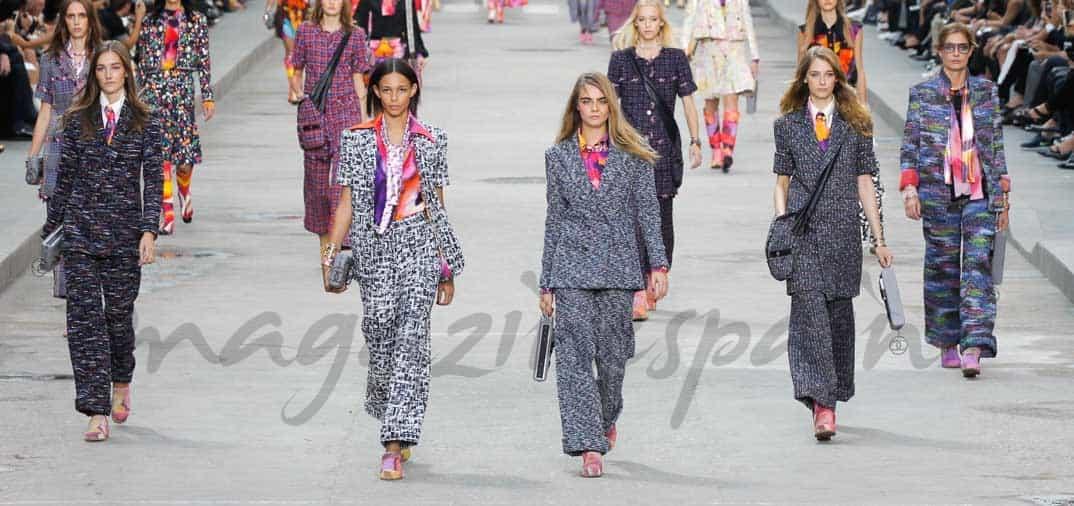 París Fashion Week: Chanel