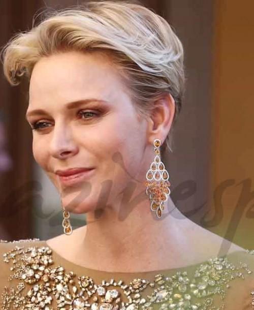 Charlene Wittstock, la princesa de Mónaco