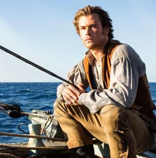 Chris Hemsworth vuelve a la gran pantalla