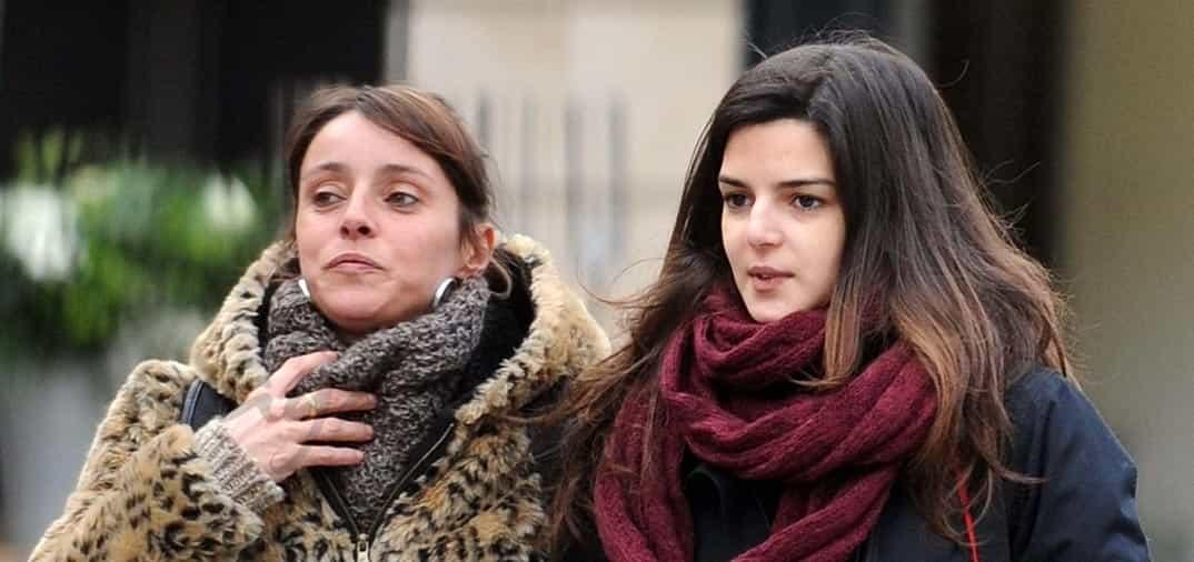 Ingrid Rubio y Clara Lago, del «Corazón del Océano» a las calles de Madrid…