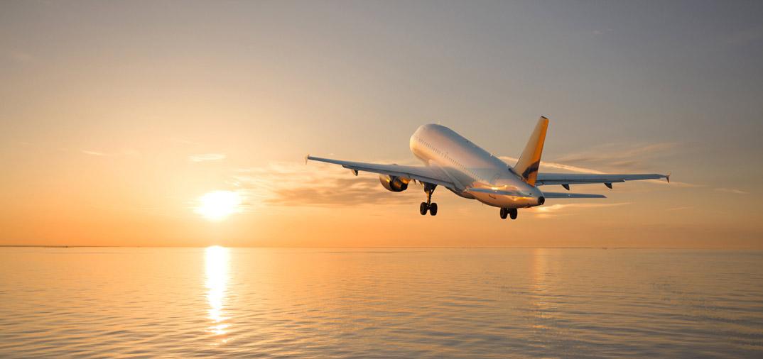 Consejos a la hora de viajar en avión