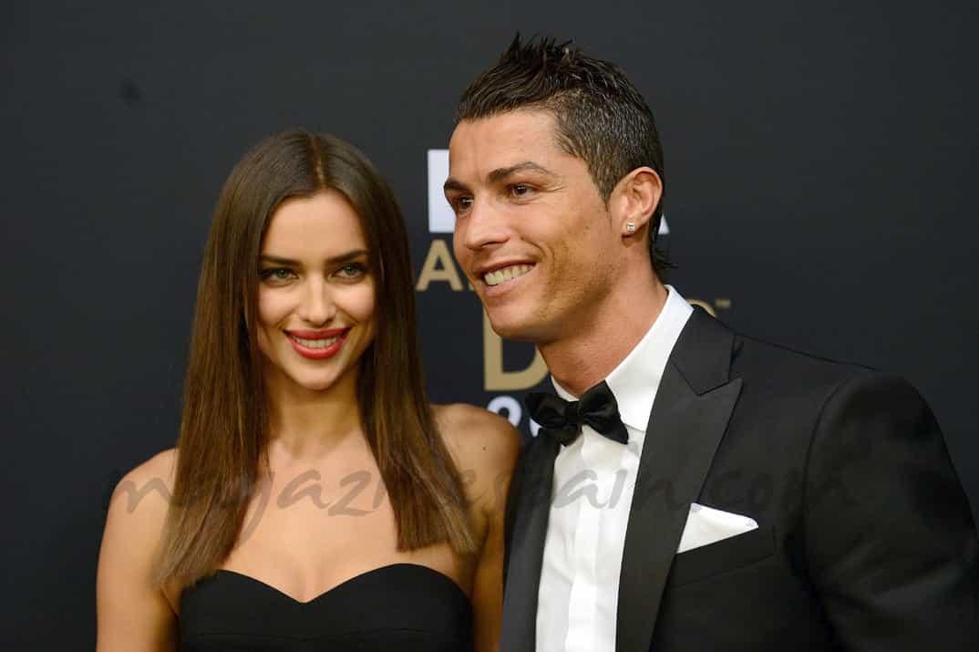 Irina Shayk y Cristiano Ronaldo boda