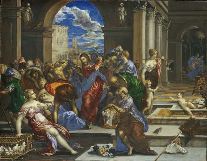 El Greco, en la National Gallery de Washington