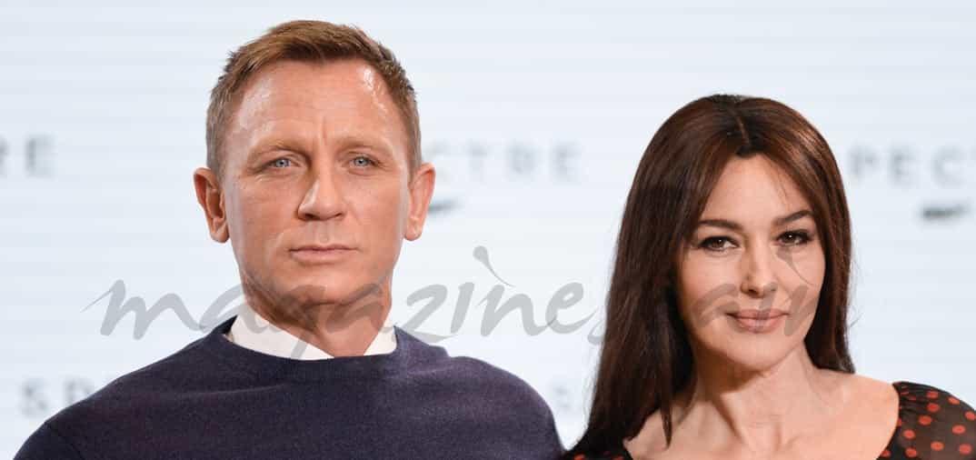 Con 50 años, Mónica Belluci será la nueva chica Bond