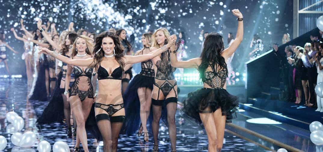 Desfile de Victoria's Secret en Londres