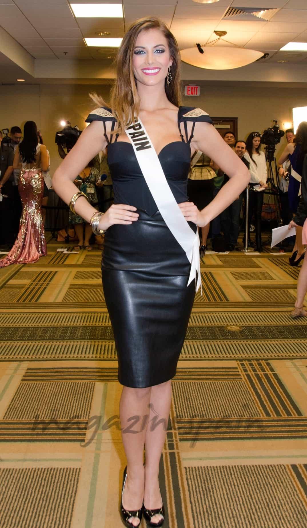 Miss España, Desiré Cordero, a la conquista del título de