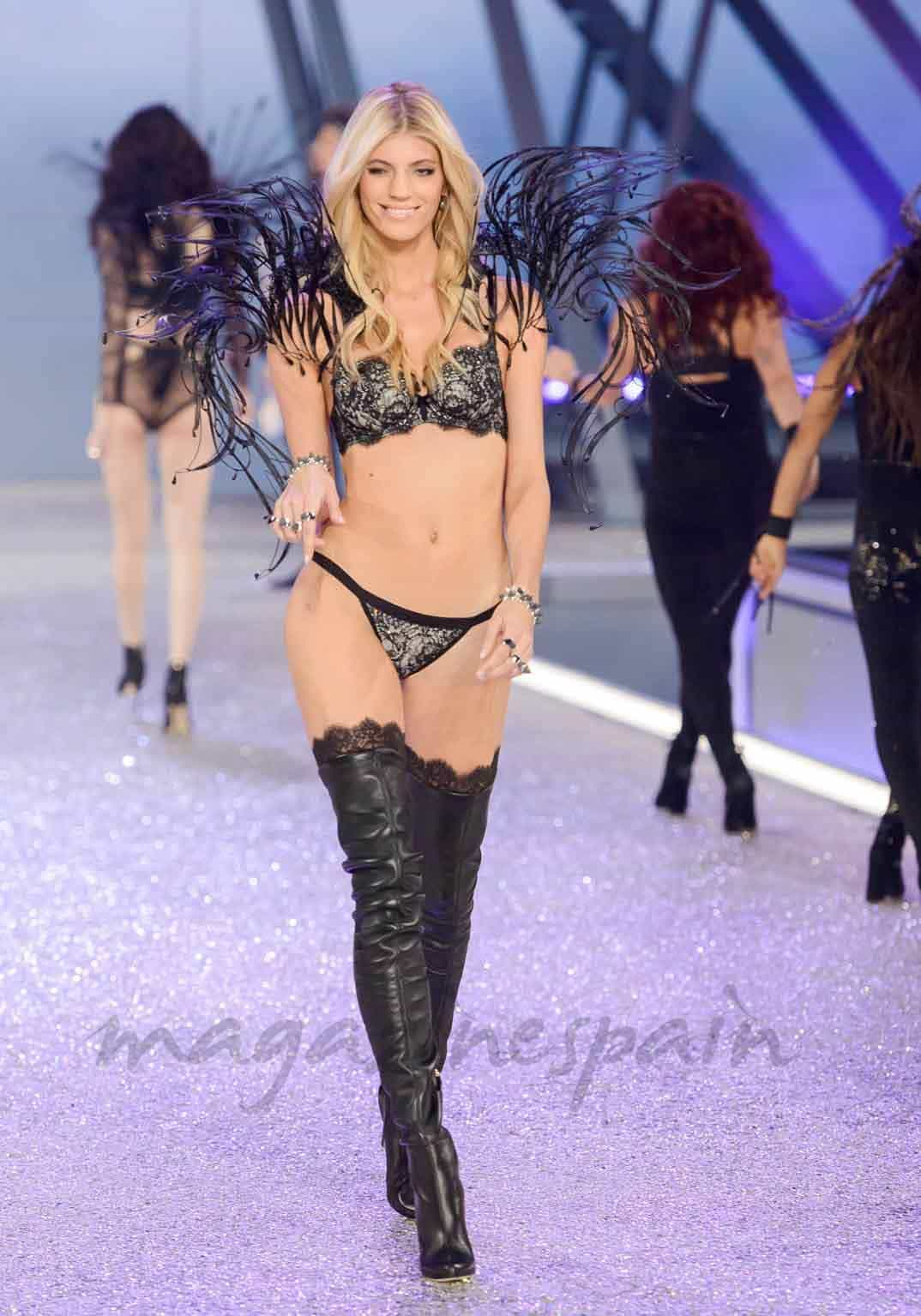 devon windsor en paris angel de victorias secret