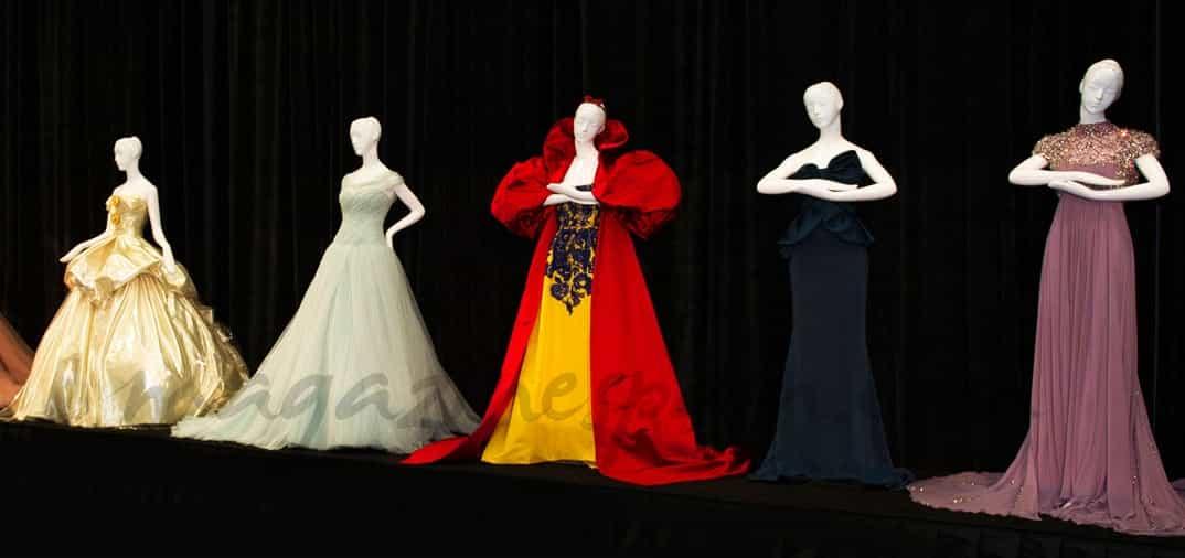 Las Princesas Disney se visten de alta costura…