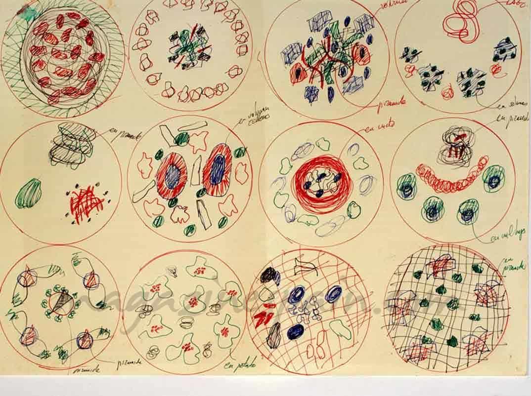 Ferran Adrià expone sus dibujos en Nueva York