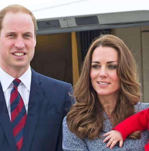 Los Duques de Cambridge se despiden de las Antípodas