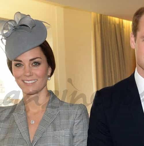 Kate Middleton dada de alta