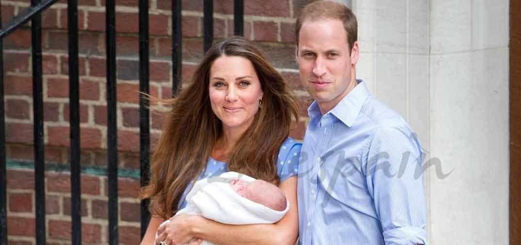 24 meses en la vida del príncipe Jorge de Inglaterra