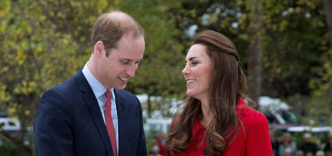 Los Duques de Cambridge, apasionados por el deporte