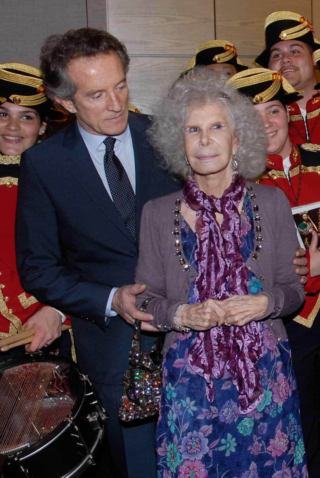 A los 88 años, fallece la Duquesa de Alba - magazinespain.com
