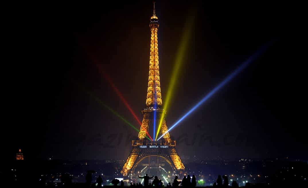 Las 125 primaveras de la Torre Eiffel