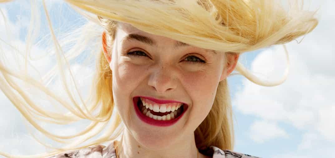 Elle Fanning, la «Bella Durmiente» convertida en modelo…