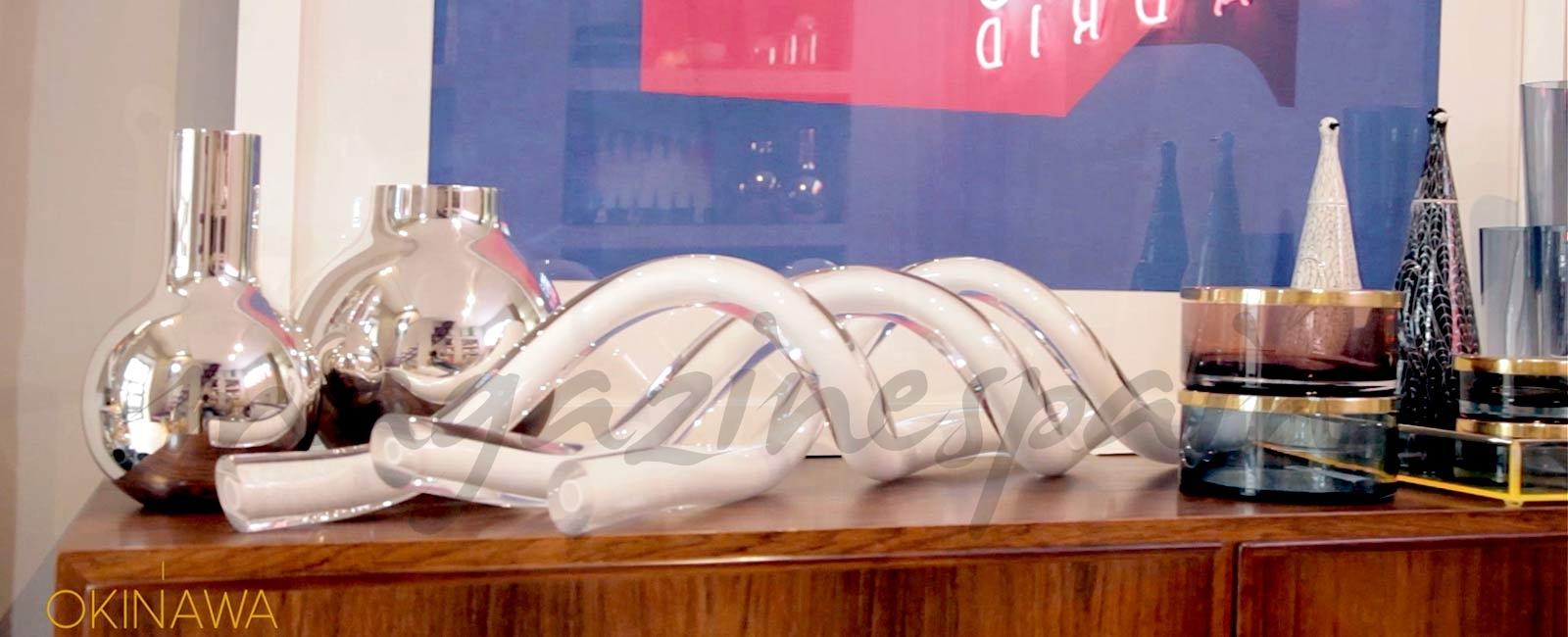 """Fran Larrañaga en """"Eamsee"""", el diseño y el arte están """"de moda"""""""