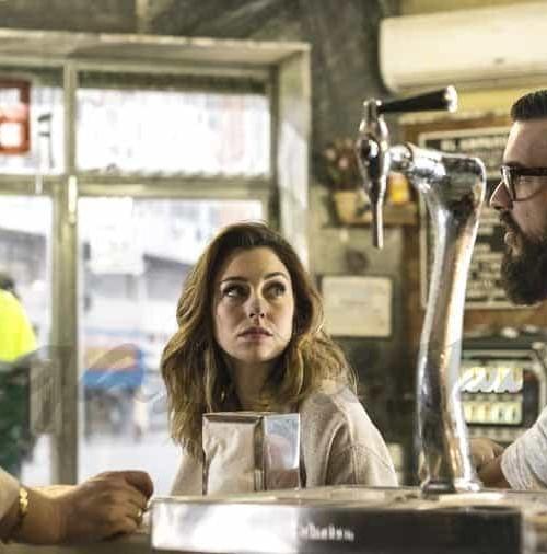 """Blanca Suárez y Mario Casas, primeras imágenes en """"El Bar"""""""