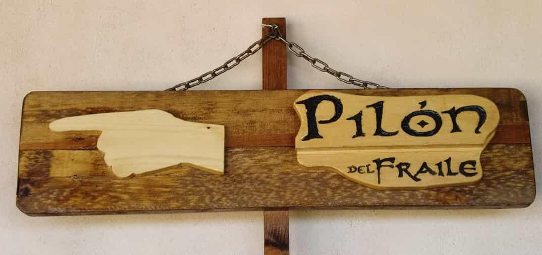 «Pilón del Fraile», un remanso de paz