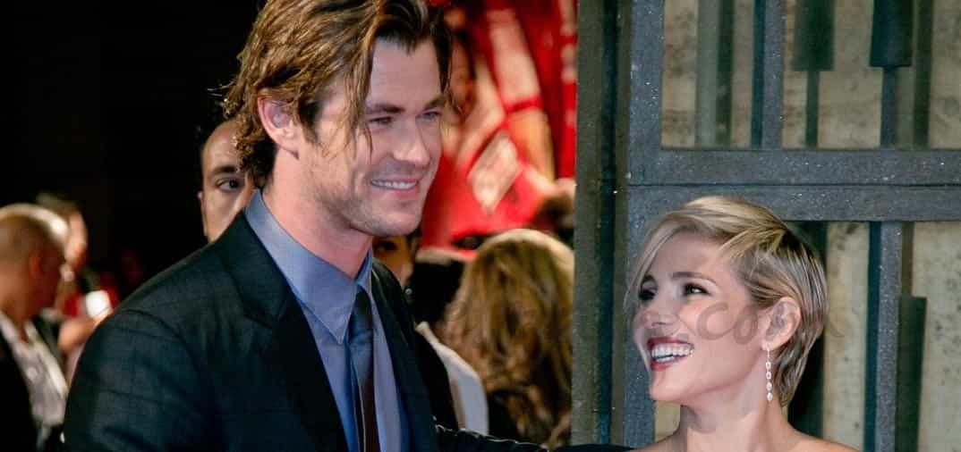 Elsa Pataky y Chris Hemsworth padres de gemelos