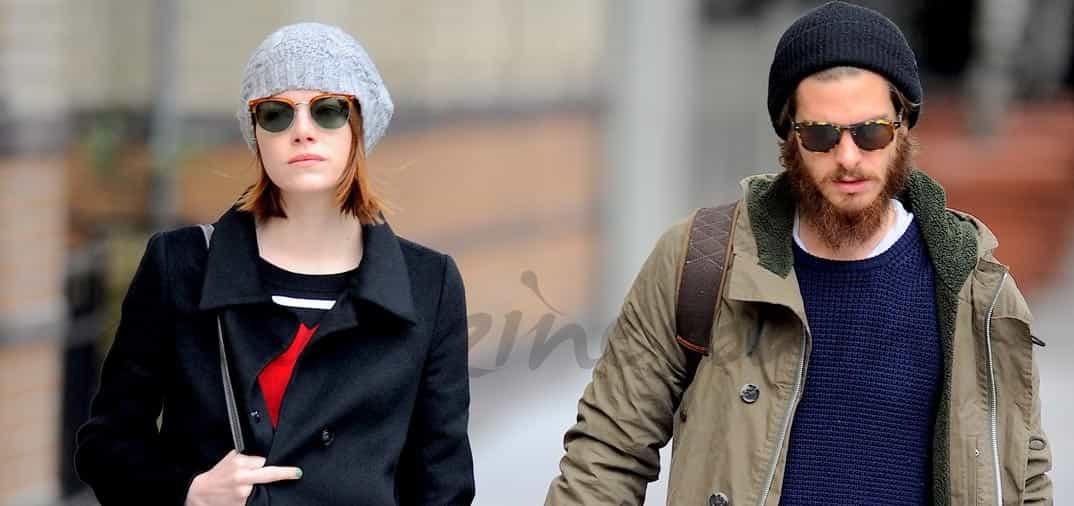 Emma Stone y Andrew Garfield, una de las parejas más estables de Hollywood