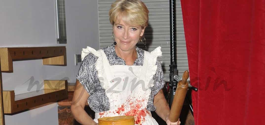Emma Thompson musical en Londres
