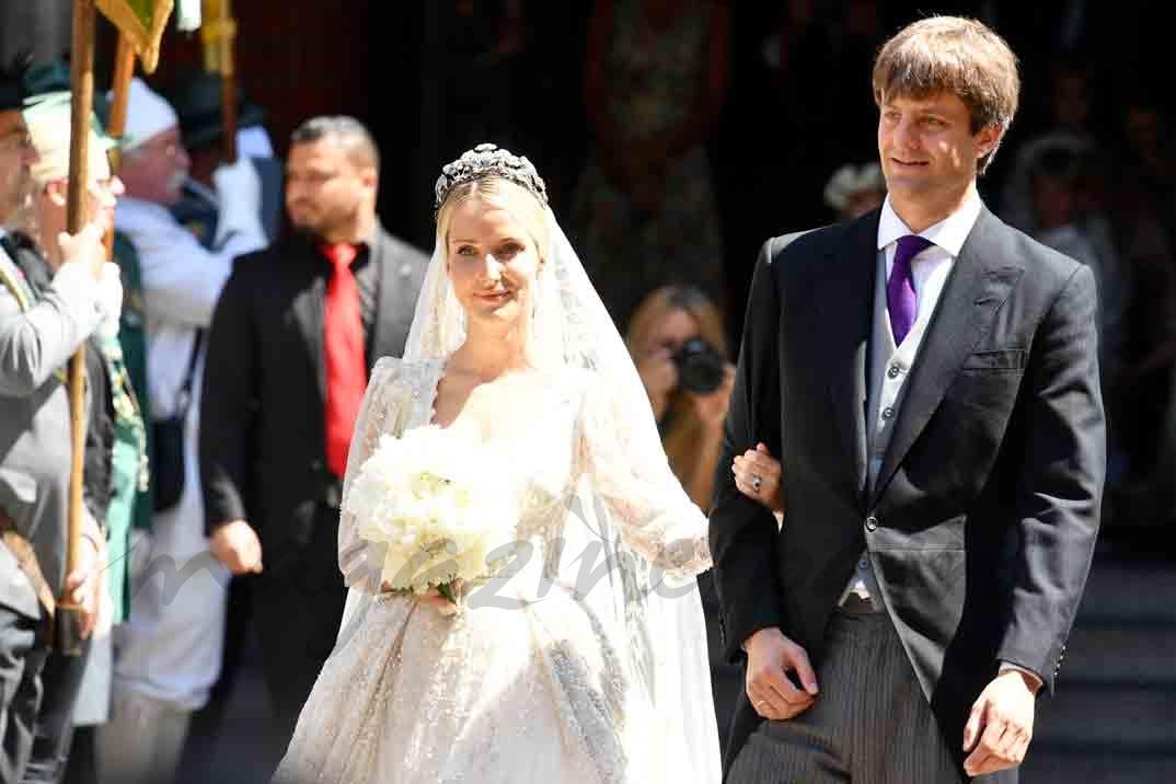 ernst august jr. von hannover y frau ekaterina von hannover boda