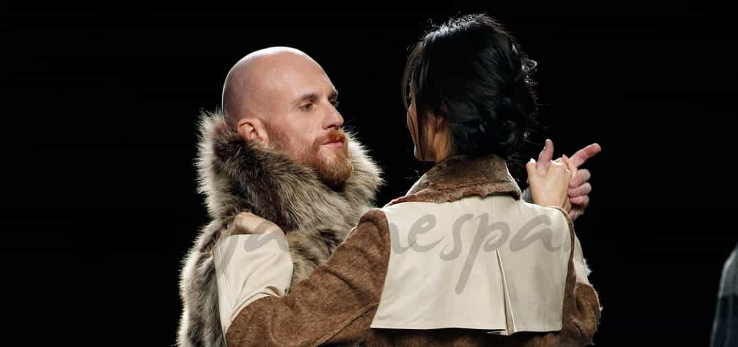 El cuero de Etxebarria, en: Mercedes Benz Fashion Week Madrid