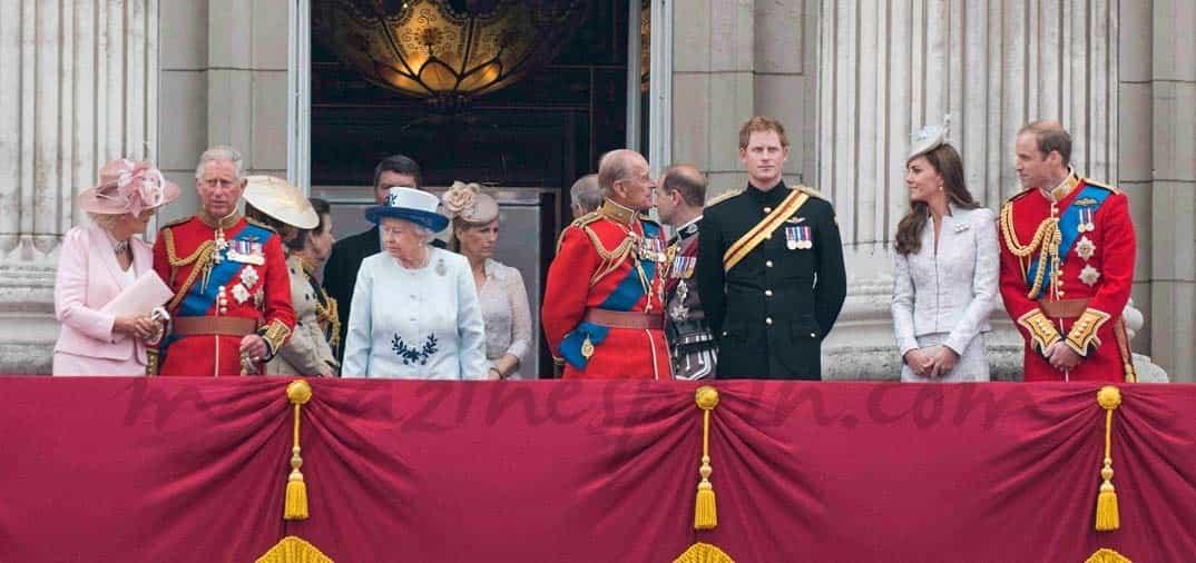 La reina Isabel II celebra su 88 cumpleaños con el tradicional desfile Trooping the Colour
